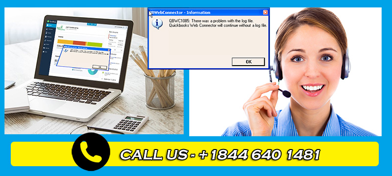 Troubleshooting QuickBooks Web Connector Error QBWC1085