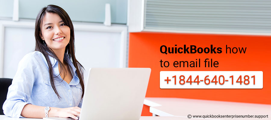HOW TO EMAIL QUICKBOOKS FILE