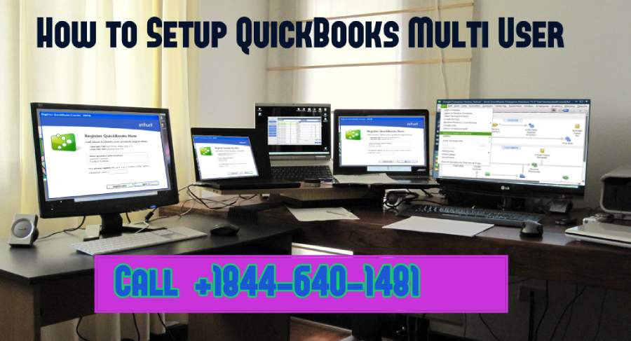 Setup QuickBooks Multi User Mode