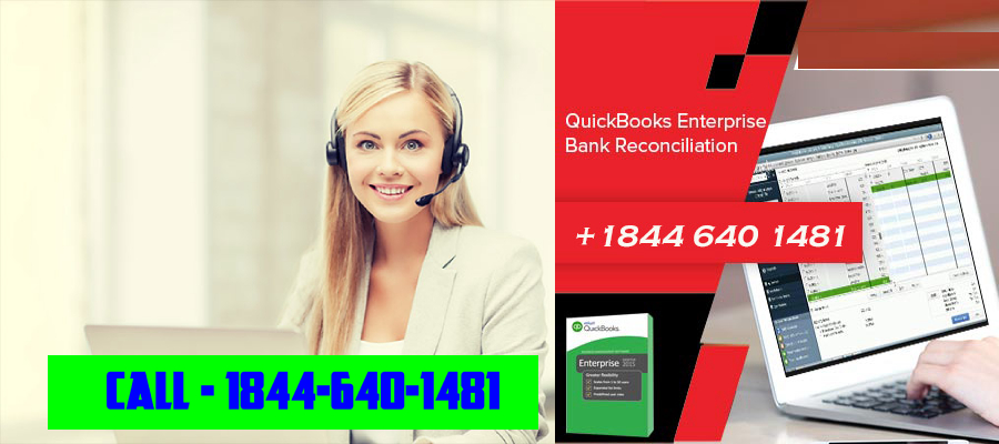 QuickBooks Enterprise Bank Reconciliation