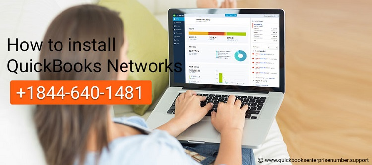 How to install QuickBooks Networks