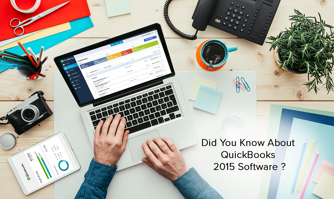 Did You Know About QuickBooks 2015 Software ?