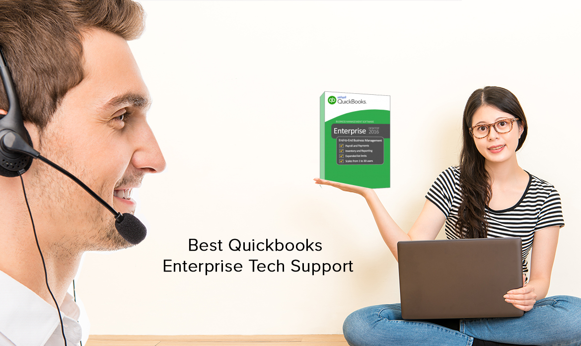 Best Quickbooks Enterprise Tech Support