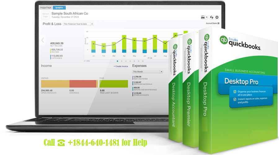 QUICKBOOKS ALWAYS ON TOP