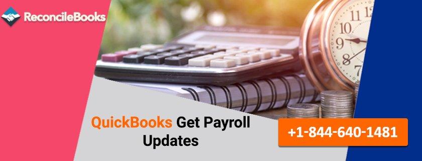 QuickBooks Get Payroll Updates