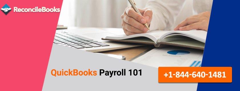 QuickBooks Payroll 101