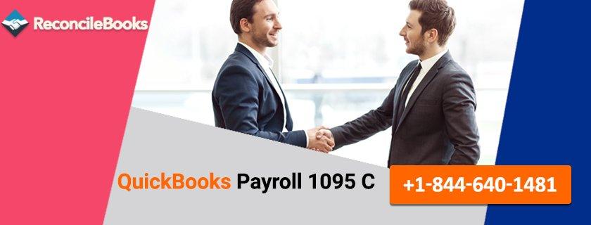 QuickBooks Payroll 1095 C