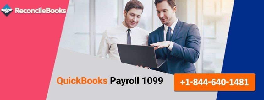 QuickBooks Payroll 1099