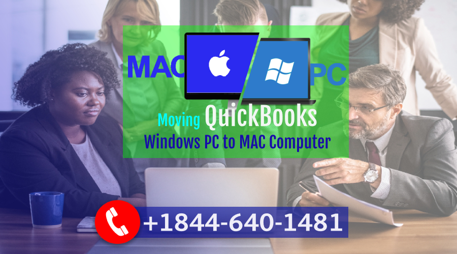 How To Transfer QuickBooks From Pc To Mac