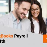 QuickBooks Payroll Entry for 4th July