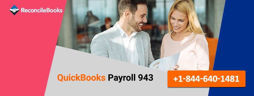 How to Efile 943 In QuickBooks Payroll
