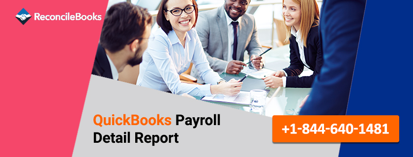 QuickBooks Payroll Detail Report