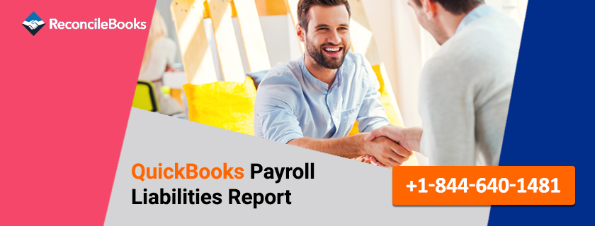 QuickBooks Payroll Liabilities Report Balance