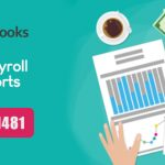 Generate Quarterly Reports in QuickBooks Payroll