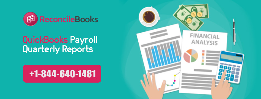 QuickBooks Payroll Quarterly Reports