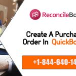 Quick Create Purchase Order QuickBooks