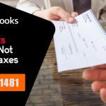 QuickBooks Payroll Did Not calculating Taxes