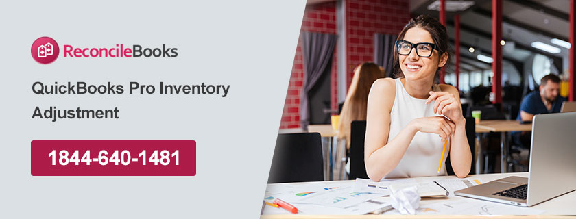 QuickBooks Pro Inventory Adjustment