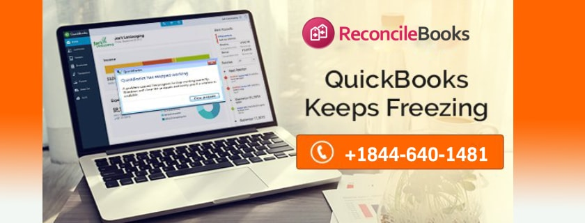 Unfreeze QuickBooks Software