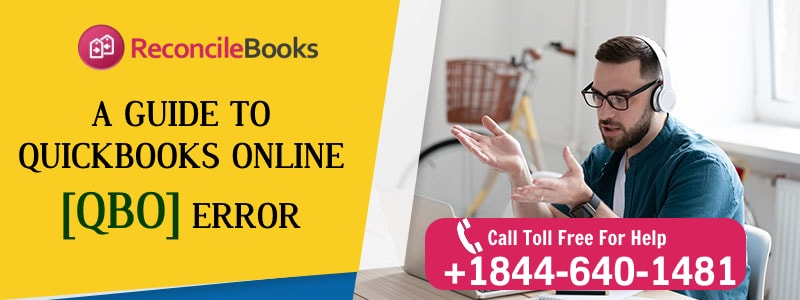 List of QuickBooks Online Errors