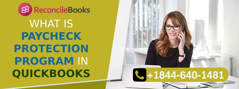 QuickBooks Paycheck Protection Program