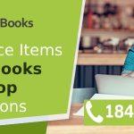 Creating Service Item QuickBooks Desktop