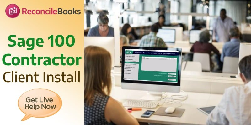 Steps To Install Sage 100 Contractor On Workstations Machines